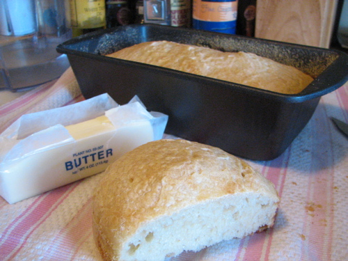 Hot bread recipes