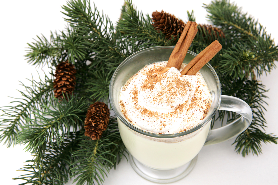 Hockley's Eggnog